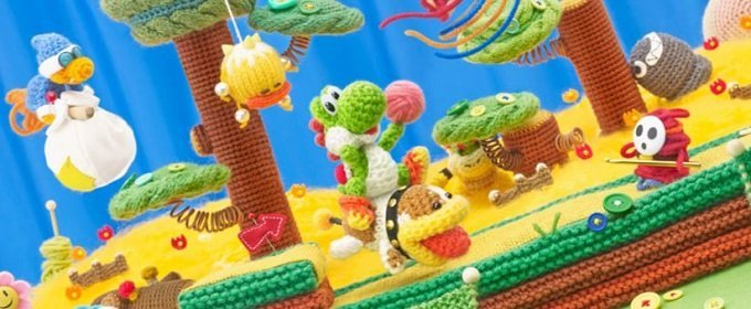 MGPodcast | Post-E3, Yoshi's Woolly World