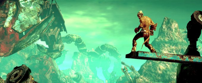 MGReplay | Enslaved: Odyssey to the West