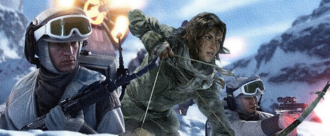 MGPodcast | Star Wars Battlefront, Rise of the Tomb Raider