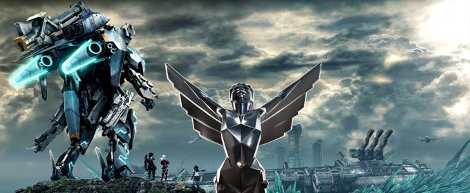 MGPodcast | Xenoblade Chronicles X, The Game Awards 2015
