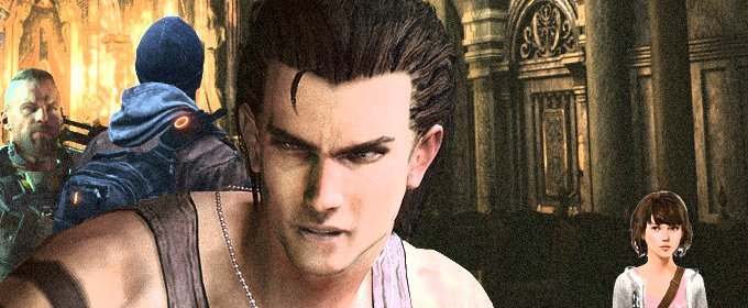 MGPodcast | Resident Evil Zero HD, Juegos Condenados, The Division