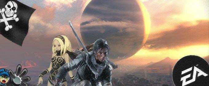 MGPodcast | Fin de la piratería, Destiny 2, EA no va al E3