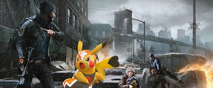 MGPodcast | The Division, Pokken Tournament, Hitman, PlayStation VR