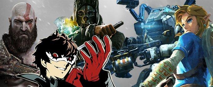 E3 2016 - Los 13 mejores juegos