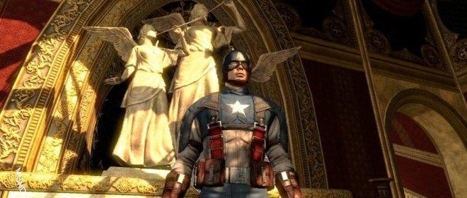 Buena mierda: Capitán América Supersoldado