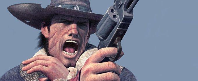MGRetro   Red Dead Revolver