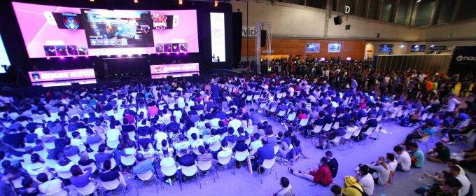 Viviendo la Madrid Gaming Experience